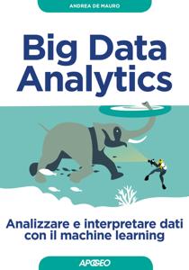 Big Data Analytics Copertina del libro