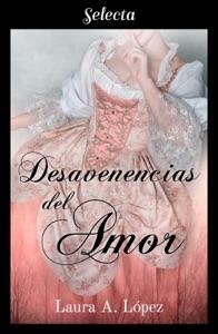 Desavenencias del amor Book Cover