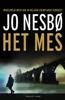 Jo Nesbø - Het mes kunstwerk