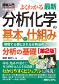図解入門 よくわかる 最新分析化学の基本と仕組み[第2版] Book Cover
