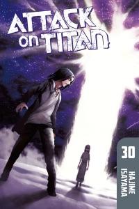 Attack on Titan Volume 30 Book Cover