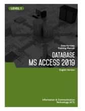 Database (Microsoft Access 2019) Level 1