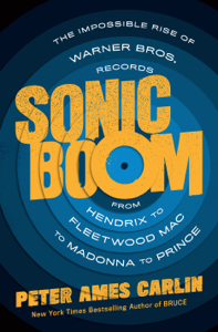 Sonic Boom Book Cover