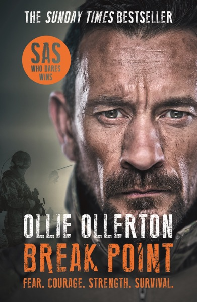 Break Point - Ollie Ollerton book cover