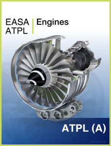 EASA ATPL Engines La couverture du livre martien