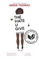 Angie Thomas - The Hate U Give artwork