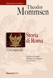 Storia di Roma. L'età imperiale Libro Cover
