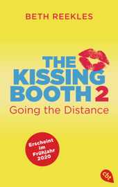 The Kissing Booth - Going the Distance book