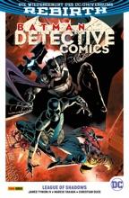 Batman - Detective Comics, Band 3 (2. Serie) - League Of Shadows