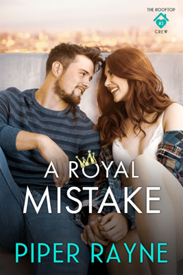 Piper Rayne - A Royal Mistake book
