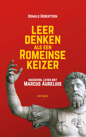Leer denken als een Romeinse keizer - Donald Robertson