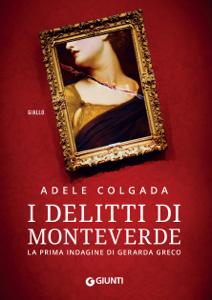 I delitti di Monteverde Copertina del libro