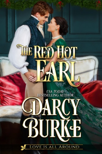 Darcy Burke - The Red Hot Earl