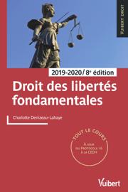 Droit des libertés fondamentales 2019/2020