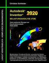 Autodesk Inventor 2020 - Belastungsanalyse (FEM)