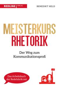 Meisterkurs Rhetorik Buch-Cover
