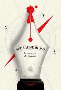La vie secrète des écrivains La couverture du livre martien