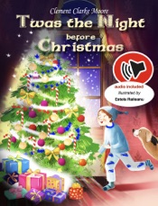 Twas the Night before Christmas (Illustrated Edition)