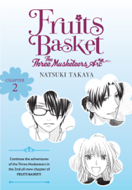 Fruits Basket: The Three Musketeers Arc, Chapter 2
