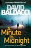 David Baldacci - A Minute to Midnight artwork