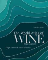 Hugh Johnson & Jancis Robinson - World Atlas of Wine 8th Edition artwork