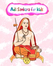 Adi Sankara for kids - picture book