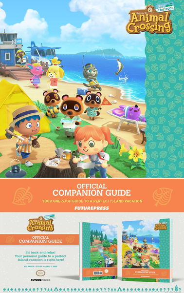 Animal Crossing: New Horizons Official Updated Guide