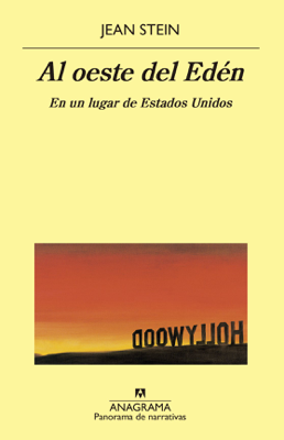 Jean Stein - Al Oeste del Edén book