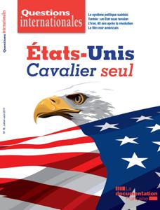 Questions internationales : États-Unis : cavalier seul - n°98 La couverture du livre martien