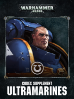 Games Workshop - Codex Supplement: Ultramarines (Enhanced Edition) artwork