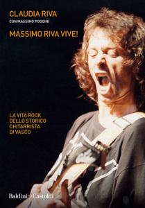 Massimo Riva vive! Libro Cover
