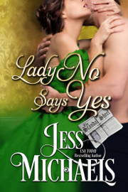 Lady No Says Yes book