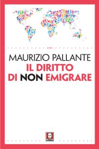 Il diritto di non emigrare Copertina del libro