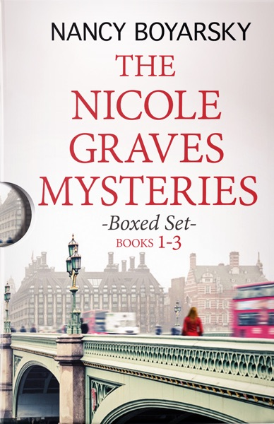 The Nicole Graves Mysteries Boxed Set - Nancy Boyarsky book cover