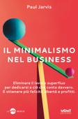 Il minimalismo nel business Book Cover