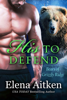 Elena Aitken - His to Defend artwork