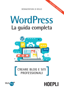 Wordpress. La guida completa Libro Cover