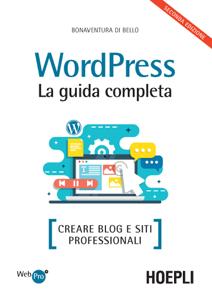 Wordpress. La guida completa Libro Cover