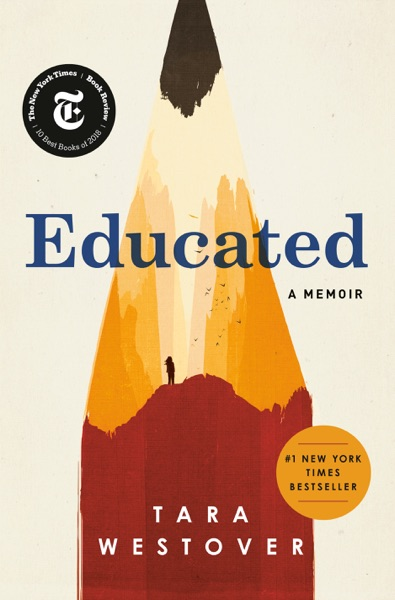 Educated - Tara Westover book cover