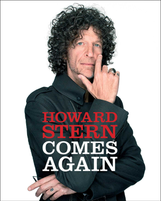 Howard Stern - Howard Stern Comes Again book