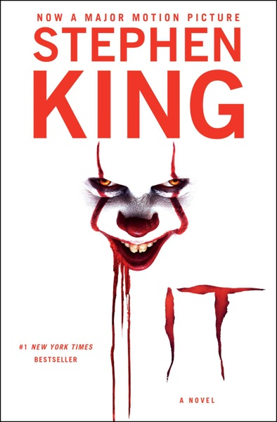 It - Stephen King book cover