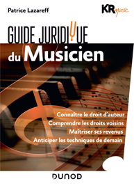 Guide juridique du musicien