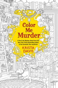 Color Me Murder Book Cover