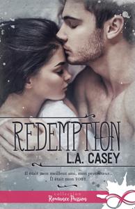 Redemption La couverture du livre martien