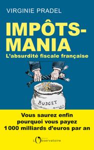 Impôts-mania La couverture du livre martien