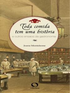 Toda comida tem uma história Book Cover