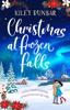 Kiley Dunbar - Christmas at Frozen Falls artwork