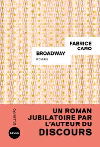 Broadway Couverture de livre