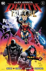 Dark Nights: Death Metal (2020-) #1 di Scott Snyder & Greg Capullo Copertina del libro