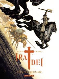 Ira Dei - Tome 3 - Fureur normande La couverture du livre martien
